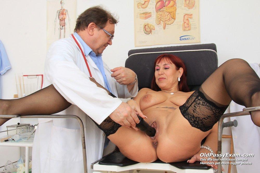 частное фото зрелых женщин в гинеколог