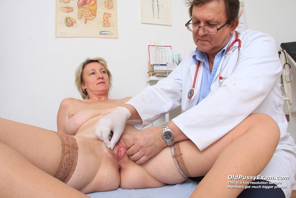 видимо порнуха у гинеколога пожилые сын проснется что